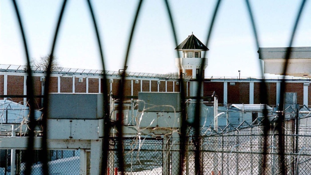 Kanada Cezaevi'nde İsyan