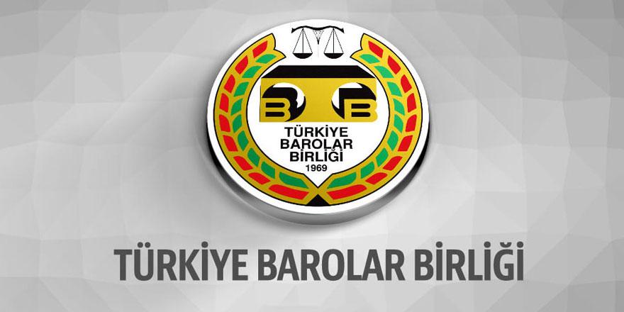 TBB'den İstanbul Sözleşmesi açıklaması
