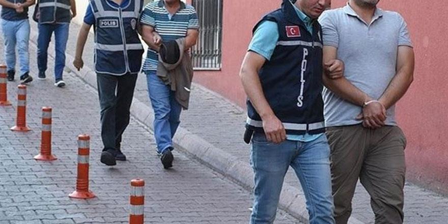 Gaziantep'te dev uyuşturucu operasyonunda 46 kişi gözaltında