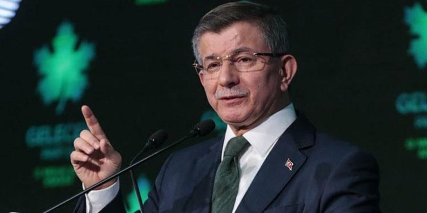Davutoğlu'dan Kılıçdaroğlu'na destek: Ben de inanmıyorum