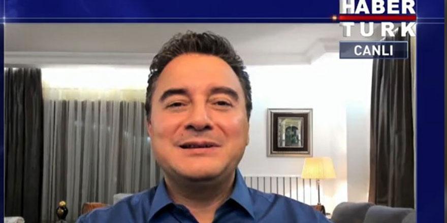 Ali Babacan hastanedeyken kimlerin aradığını canlı yayında anlattı