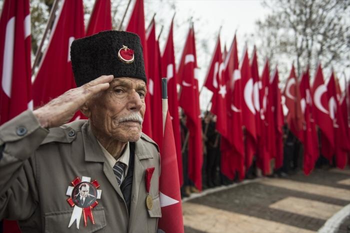 Gaziantep'in Kurtuluşu böyle kutlandı