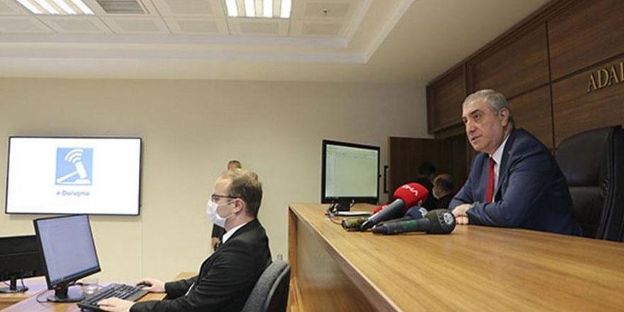 İlk kez Ankara'da denendi! Yargıda yeni dönem başladı