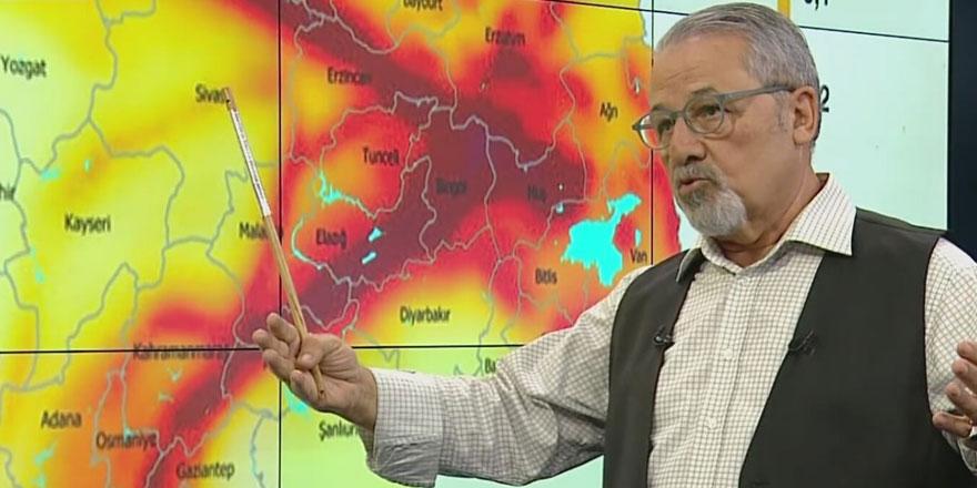 Muş depreminin ardından Prof. Dr. Naci Görür'den uyarı!
