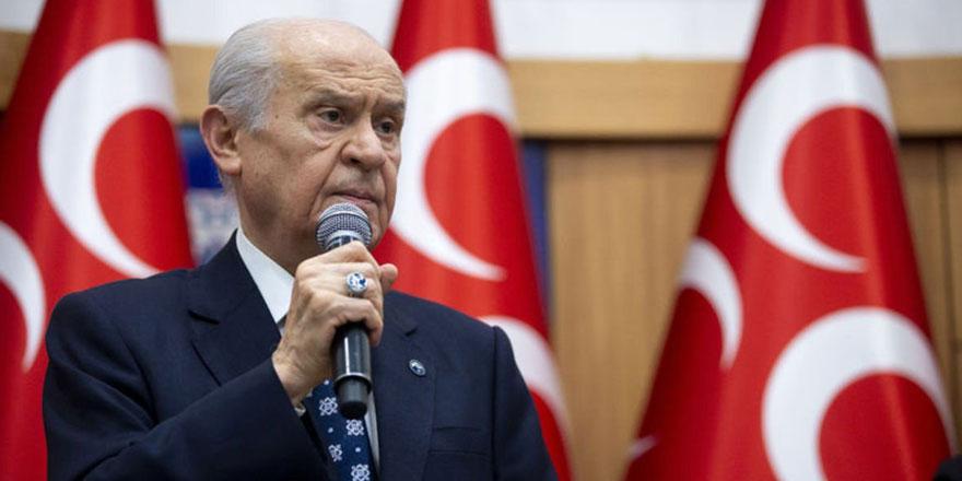 Devlet Bahçeli, Türk Tabipler Birliği'ni hedef aldı: Adli işlem yapılmalıdır