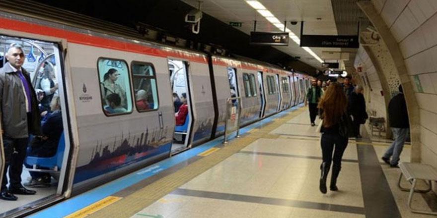 İstanbul Büyükşehir Belediyesi metrolarda internet için başvurdu! Valilik tam 10 aydır...