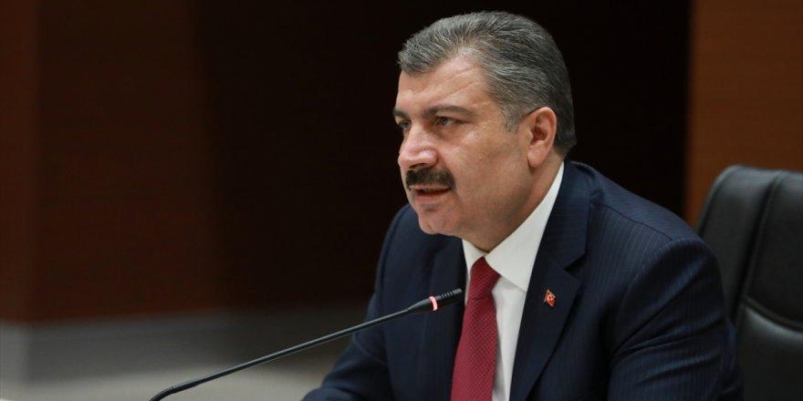 Türk Tabipler Birliği tartışmaları sürerken Sağlık Bakanı Fahrettin Koca'ya sürpriz ziyaret