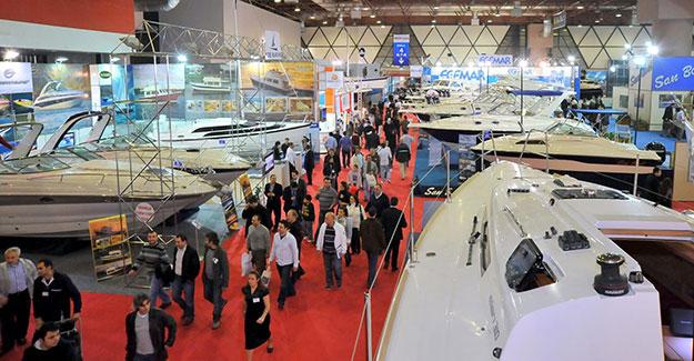 CNR Avrasya Boat Show'a büyük ilgi