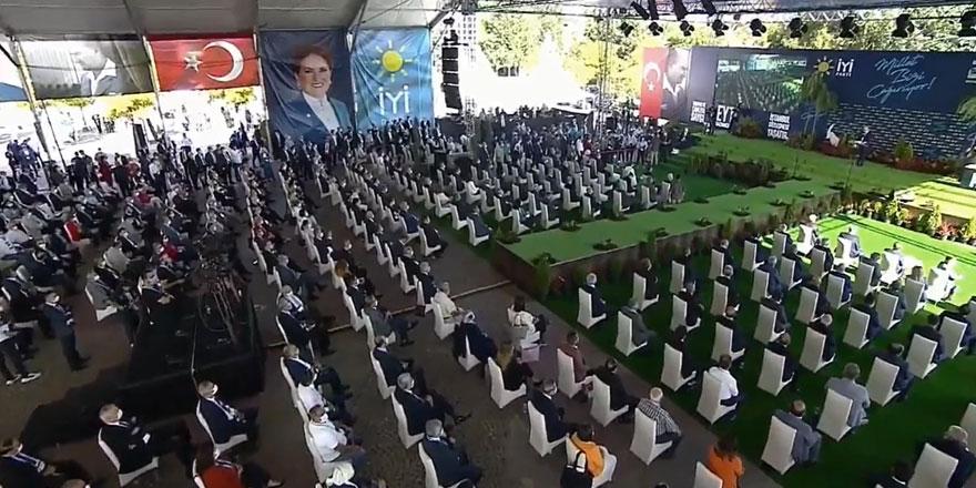 İYİ Parti'de Kurultay bitti... Meral Akşener yeniden Genel Başkan seçildi
