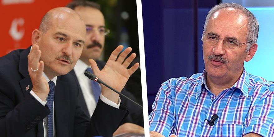 Sözcü gazetesi yazarı Saygı Öztürk'ten yine Süleyman Soylu'yu çok kızdıran bir yazı geldi