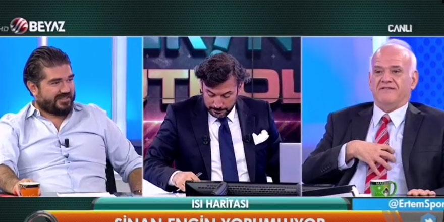 Spor medyası yanıyorken Ahmet Çakar bakın ne yaptı?
