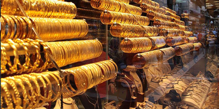 Kapalıçarşı'da altın fiyatları böyle kapandı