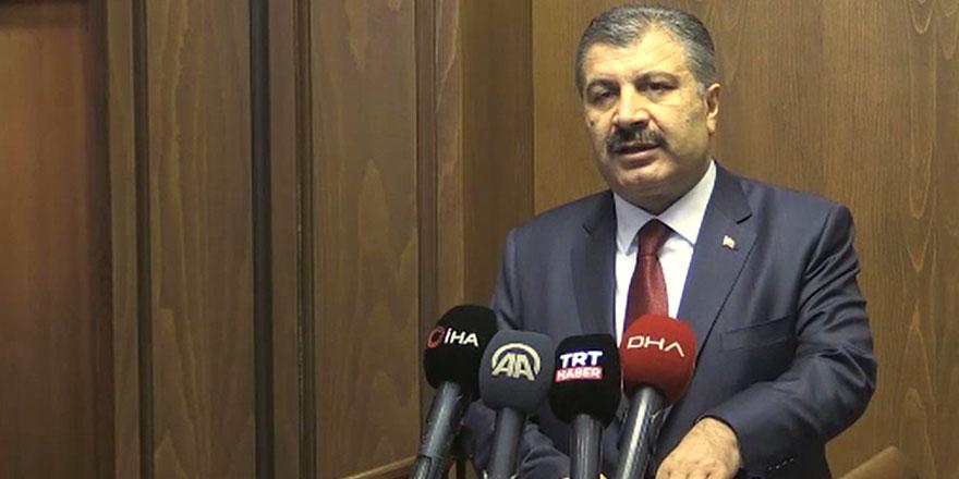 Sağlık Bakanı Fahrettin Koca: Bu akşam aldığımız kararları açıklayacağım