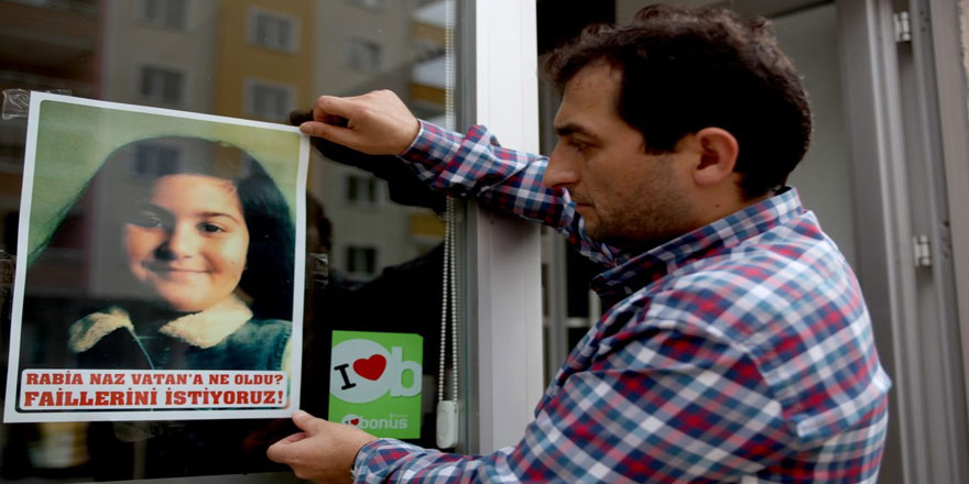 """Rabia Naz'ın ölümüyle ilgili yeni ses kaydı ortaya çıktı: """"Araba vurup kaçmış"""""""