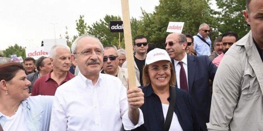 Kılıçdaroğlu'ndan Fatma Köse'ye yeni görev