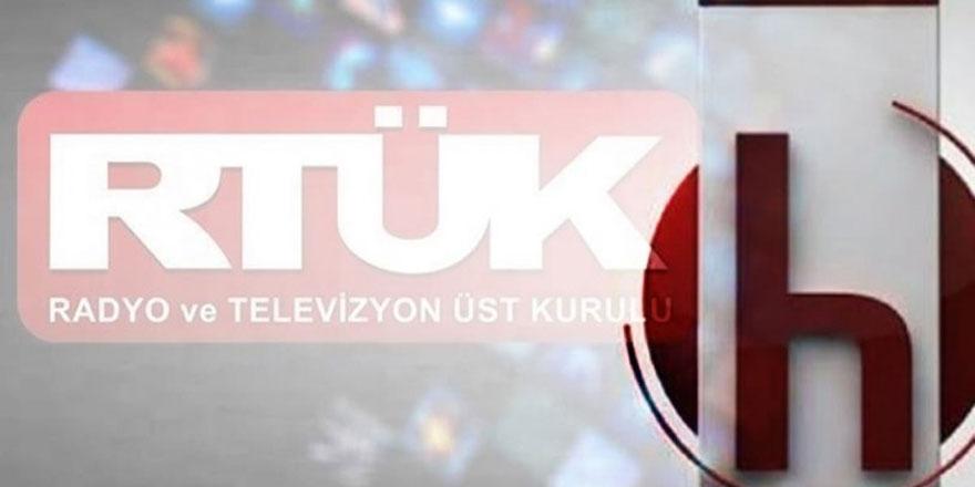 RTÜK'tenHalk TV açıklaması