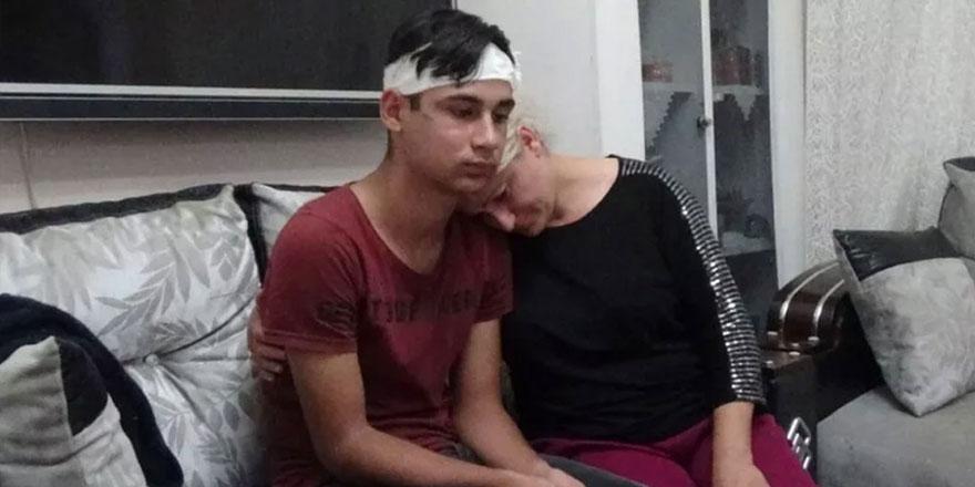 15 yaşındaki çocuğu bağlayıp saatlerce işkence ettiler