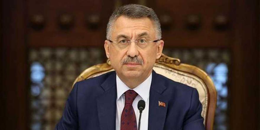 Cumhurbaşkanı Yardımcısı Oktay'ın Azerbaycan mesajı