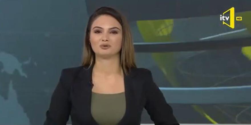 Azerbaycan Türkü spiker müjdeyi gözyaşları içinde anlattı