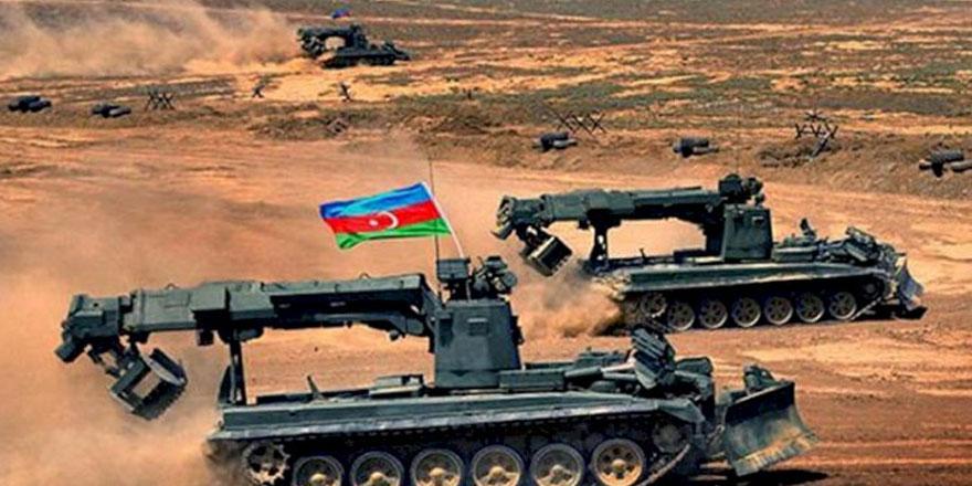 Azerbaycan- Ermenistan çatışmasında yeni gelişme!