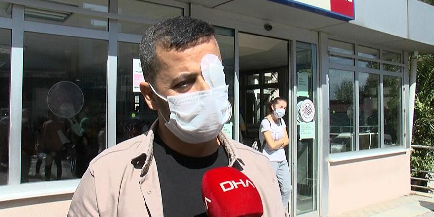 Çapa'da saldırıya uğrayan sağlık çalışanı: O yumruk hepimize atıldı