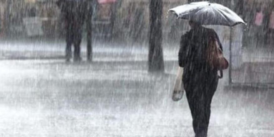 Meteoroloji'den çok sayıda kent için sağanak yağış uyarısı