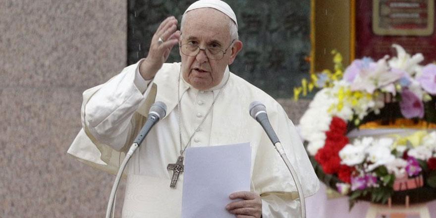Papa Francis, ABD Dışişleri Bakanı Pompeo'nun görüşme talebini reddetti