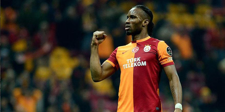 UEFA'dan Didier Drogba'ya anlamlı ödül!