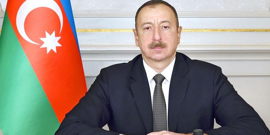 Azerbaycan Cumhurbaşkanı Aliyev'den flaş Türkiye açıklaması