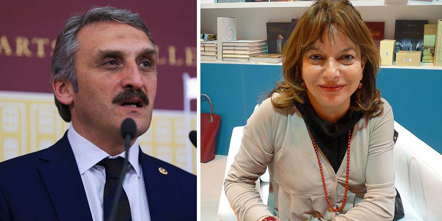 AKP'li Ahmet Hamdi Çamlı'dan Mine Kırıkkanat'a ağır hakaret