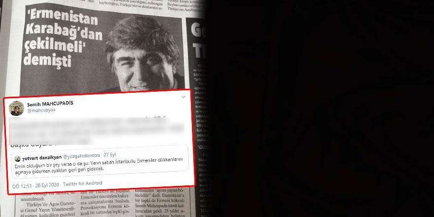 Oltaya kimler düşmedi ki... Ermeniyim diyerek 40 bin kişiyi nasıl trolledi?