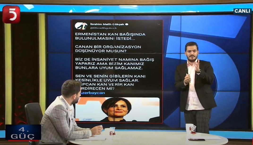 Canlı yayında Mansur Yavaş ile Melih Gökçek'i karşılaştırdı! Ankaralıları tebrik etti