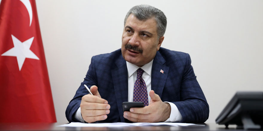 Sağlık Bakanı Fahrettin Koca: Ölüm sayısıyla skor arıyorlar