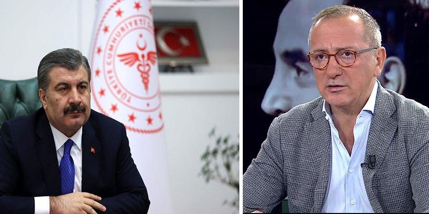 Vaka sayılarının saklanmasının nedeni hakkında Fatih Altaylı'dan şok iddia