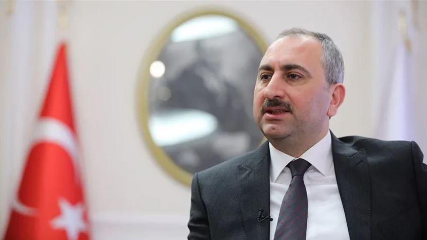 Adalet Bakanı Abdülhamit Gül: Akademi ve adliye stajı 2 yıla çıkarıldı