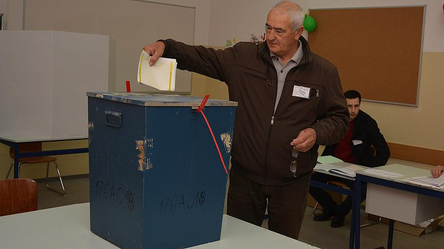 Bosnalılar yeniden sandık başında