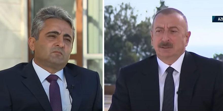 Azerbaycan Cumhurbaşkanı İlham Aliyev'den A Haber'e ters köşe!