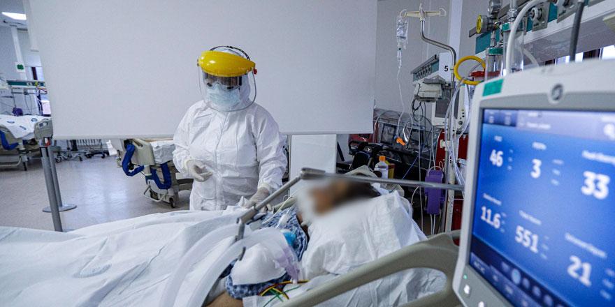 Korona virüste son durum açıklandı: 71kişi kayatını kaybetti