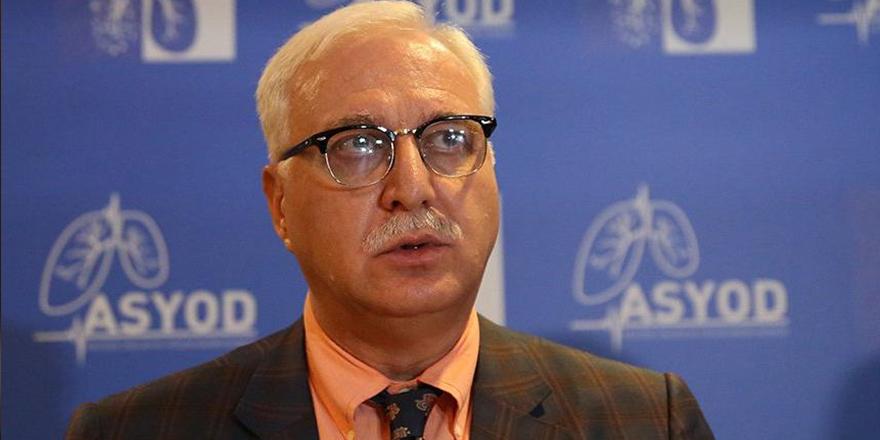 Prof. Dr. Tevfik Özlü'den flaş açıklama! Virüsü bulaştıran sayısı pozitif vaka sayısından fazla