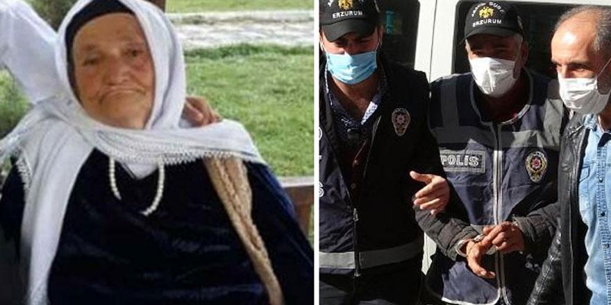 Erzurum'da boğazı kesilerek öldürülen Melek Bulut'un katil zanlısından şok eden itiraf!