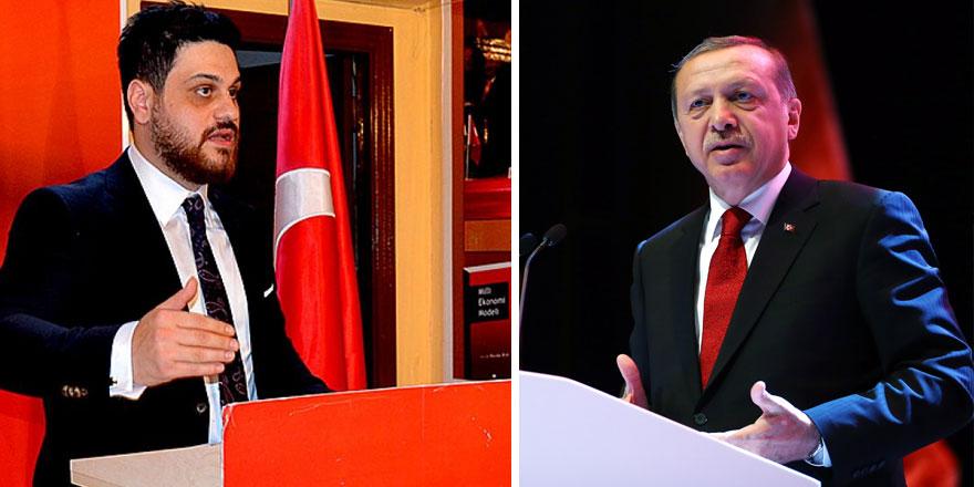Erdoğan'dan BTP'ye kongre öncesi mesaj