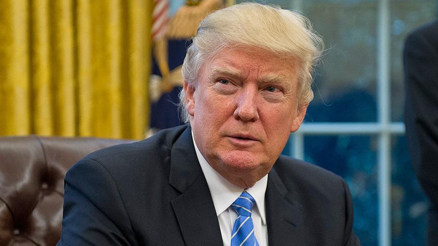 Trump'tan İsveç'e yanıt