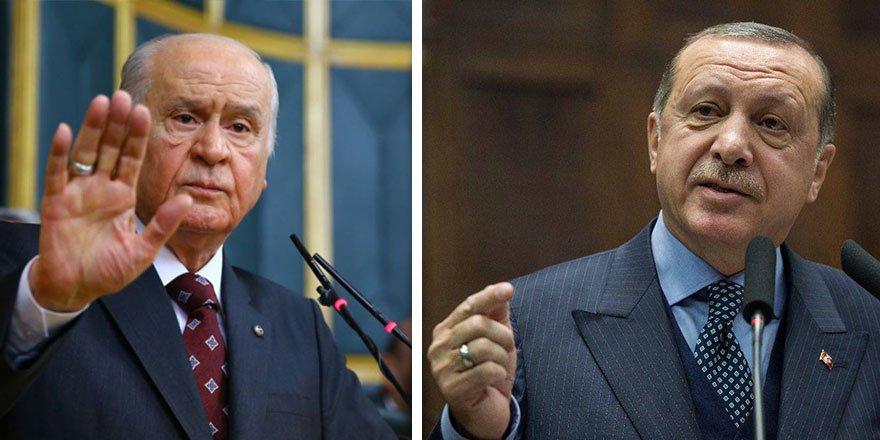 MHP'den ilginç savunma! Bahçeli'nin başlattığı o kampanya Erdoğan'ı rahatsız mı etti