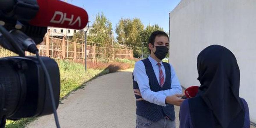 Bursa'da eski sevgilisi tarafından özel fotoğrafları sosyal medyadan paylaşılan genç kız isyan etti