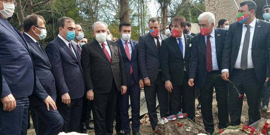 TBMM Başkanı'ndan Ermenistan sorusuna flaş cevap: Herhalde bir fıkra olmalı!