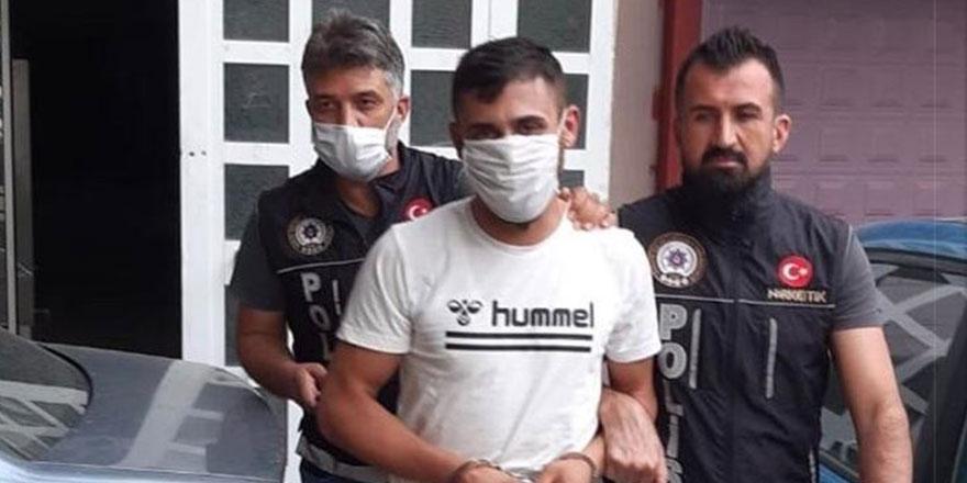 Aydın'da bir kişi nikahına saatler kala tutuklandı