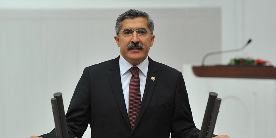 AKP Hatay Milletvekili Hüseyin Yayman korona virüse yakalandı