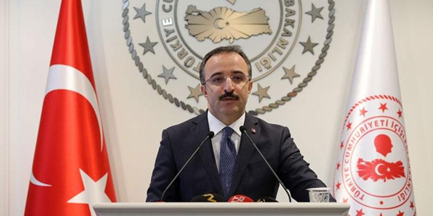 Türkiye'de sokağa çıkma yasakları başlayacak mı? Bakan Yardımcısı İsmail Çataklı'dan açıklama