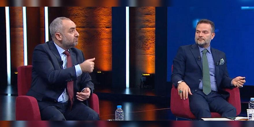 İsmail Saymaz canlı yayında İYİ Parti'nin oy oranını açıkladı