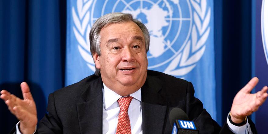 BM Genel Sekreteri Guterres, G-20'de korona virüse karşı birlik çağrısı